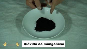 dióxido de manganeso para fosfatado