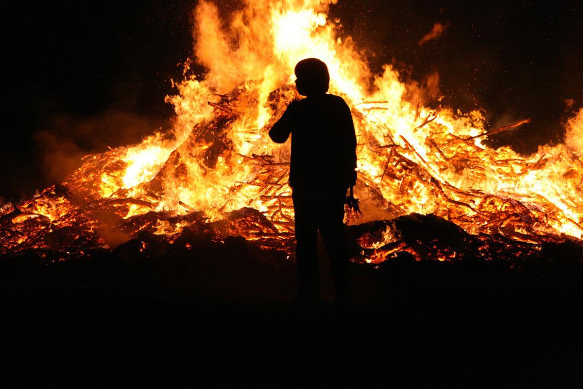 Resultado de imagen de rituales de la noche de san juan