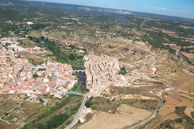Reservas alquiler rural en Valderrobres, comarca del Matarranya