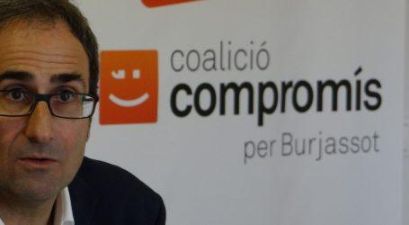 Jordi Sebastià, l'Alcade de Burjassot, aconseguix els avals per a ser el cap de llista a les eleccions europees