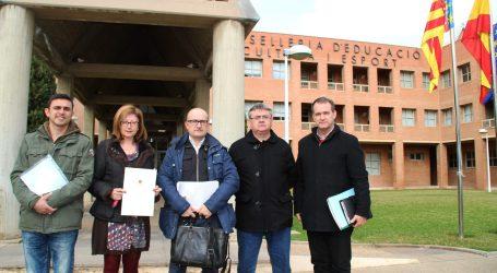 García acusa a Català de «engañar» a Alaquàs