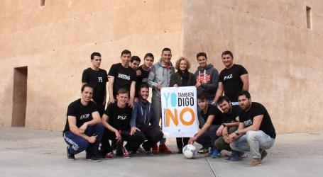 Pedro López y Keylor Navas participan en una campaña a favor del ocio saludable