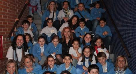 Los clavarios de Sant Vicent celebraron la «Nit d'Albaes»  en Aldaia