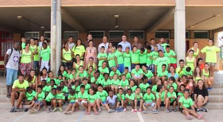El campus de verano Integra't de Torrent no cierra por vacaciones