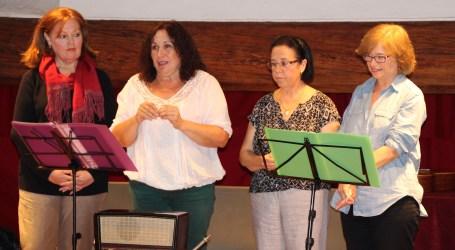 'La dona en el cant tradicional' inaugura el XXé Cicle de Concerts de tardor d'Alaquàs