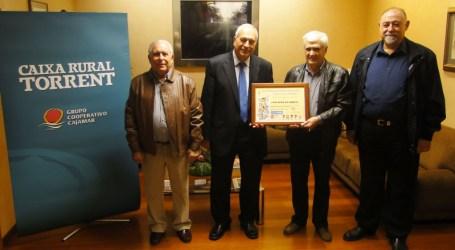 Caixa Rural Torrent colabora en la celebración del 40 aniversario de URE Torrent