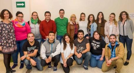 El alcalde de Mislata se reúne con los voluntarios del proyecto 'Imagina Mislata'