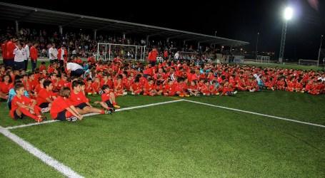 El Club Deportivo Juventud Manisense presenta su escuela y a sus equipos para la temporada 2014/2015