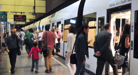 Metrovalencia ofrece servicio ininterrumpido del 14 al 19 de marzo