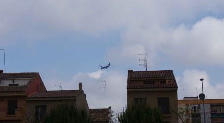 Comienzan las obras de insonorización en las primeras viviendas de Xirivella afectadas por el ruido de los aviones
