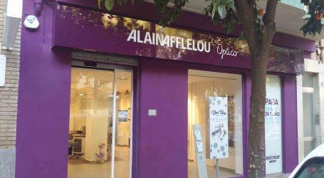 Consigue una de las 100 gafas que regala Alain Afflelou de Torrent el próximo sábado