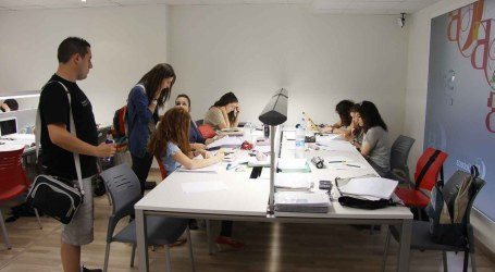 Mislata abre otra sala de estudio en La Fábrica