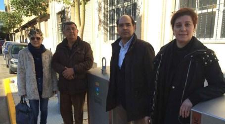 Sedaví instala una nueva isleta ecológica de contenedores soterrados