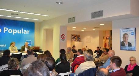 El PP de Moncada forma su Comité Electoral y comisiones informativas