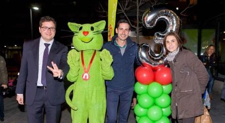Los aparcamientos públicos de alquiler cumplen tres años en Mislata