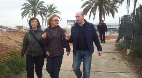 Empieza el movimiento en el Stop de Feycu de Xirivella
