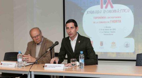 La Acadèmia Valenciana de la Llengua celebra en Mislata una jornada sobre onomástica