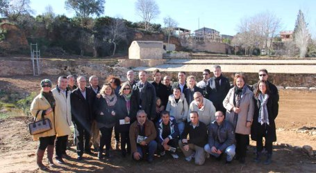 Inaugurada la nueva área recreativa de El Pantano de Torrent