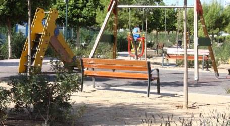 El alcalde de Burjassot inicia una nueva campaña, Parque a parque