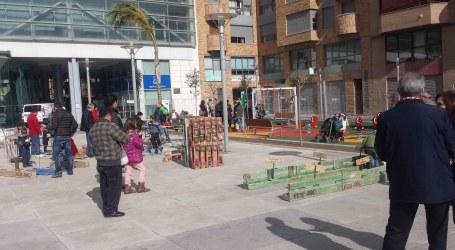 Torrent remodela la Plaza Unió Musical para que sea práctica