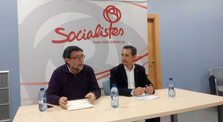 La campaña socialista 'Poble a poble' llega a Xirivella