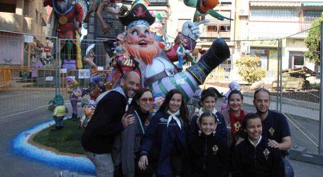 Las fallas Sant Roc y Dos de Mayo, primer premio en Categoría Especial e Infantil de Paterna