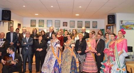 La Asociación Andaluza Rociera de Moncada inaugura su nuevo local