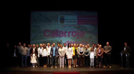 Catarroja premia a sus mejores deportistas del 2015