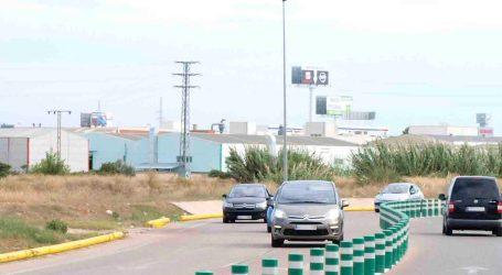 El Ayuntamiento de Catarroja está realizando actuaciones de mejora en el polígono del Bony