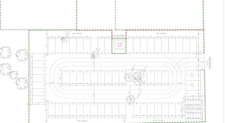 Se van a crear 60 plazas de aparcamiento gratuito frente a la estación de metro Burjassot-Godella