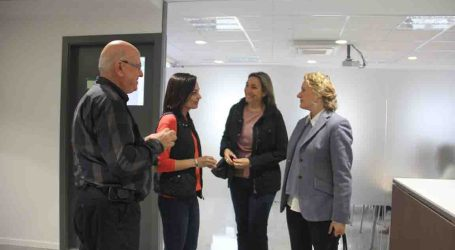 El PP de Torrent denuncia que el PSOE pone en peligro la continuidad del aulario de la EOI