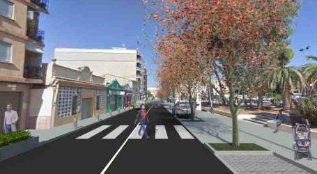 La calle Camí Reial de Torrent lucirá un cambio de imagen