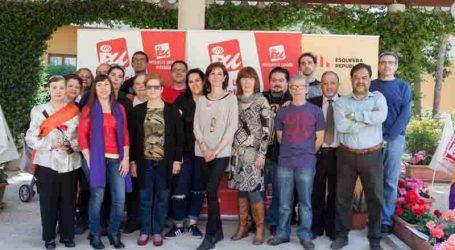 EUPV presenta su candidatura en Mislata liderada por Carmen Sepúlveda