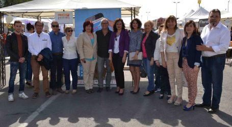 10.000 personas visitan la Feria del Comercio y Outlet de Quart de Poblet