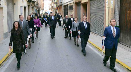 Paiporta celebra el Combregar d'Impedits por Sant Vicent