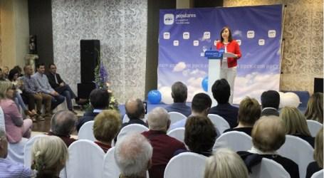Fabra presentó a la Alcaldesa de Paterna como candidata a la reelección