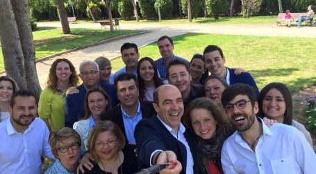 Una 'selfie-candidatura' en Xirivella