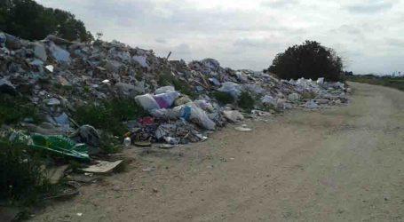 UPyD denuncia la proliferación de vertederos incontrolados en la huerta de Catarroja