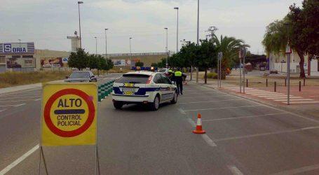 10 positivos en los más de 200 controles de alcoholemia realizados por la Policía Local de Burjassot