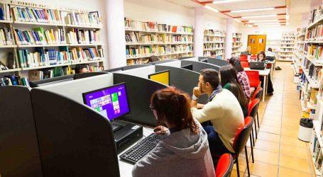 La Biblioteca Central de Mislata cuenta con un nuevo módulo de ordenadores