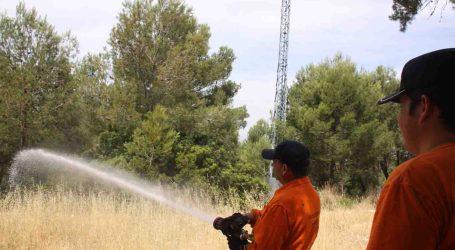 El Ayuntamiento de Torrent extrema las precauciones contra incendios forestales
