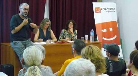 Compromís per Paterna: «No ens obssesiona parlar de cadires però no anem a donar un xec en blanc a ningú»