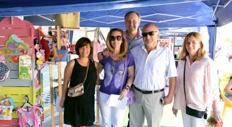 Paiporta celebra la V Feria del Comercio en el Polideportivo