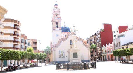 Terminados los trabajos de restauración de la fuente de la Plaza del Ayuntamiento de Alfafar