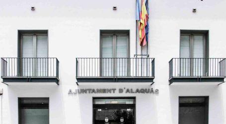 El Ple d'Alaquàs aprova una modificació de crèdit igual al pressupost rebutjat fa un mes