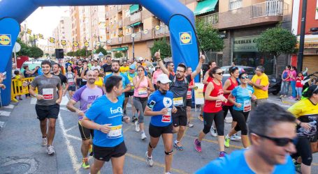 La Volta a Peu de San Francisco de Mislata bate récords de participación