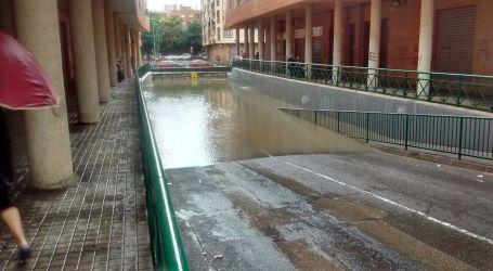 El alcalde de Burjassot pide una reunión con la consellera de Medio Ambiente para subsanar los problemas de inundaciones