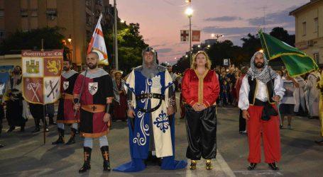 Quart de Poblet vive las Fiestas de Moros y Cristianos con la capitanía Mora en manos de una mujer