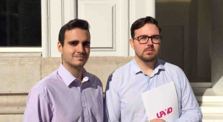 UPyD se persona en Aguas de Valencia para reclamar mayor presión de agua en Quart de Poblet
