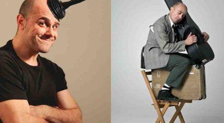 Pepe Viyuela y Xavi Castillo actuarán en la Mostra Internacional de Pallasos de Xirivella